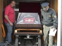 Na Slovensko pricestovala vzácna relikvia dona Bosca, zakladateľa saleziánov