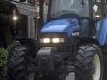 Traktorista nafúkal vyše 3 promile, mal aj zakázané jazdiť