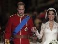 Princ William a princezná Catherine