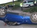 Riskantná jazda Mercedesu sa skončila smrťou spolujazdca
