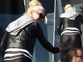Gwen Stefani v priehľadnom: Ukázala holý zadok!