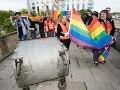 Na pochod gejov sa chystajú politici, policajti aj extrémisti!