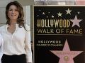 Shania Twain sa dočkala, má hviezdu na chodníku slávy