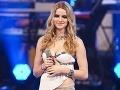 Gabriela Gunčíková už v SuperStar predviedla zvodné outfity.