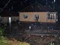 Záplavy v Píle a Častej