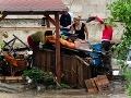 Strach v záplavami postihnutej Píle: Zničených je asi 60 domov