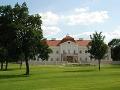 Miesto svadby, kaštieľ v Tomášove pri Bratislave