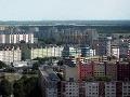 Vlani pribudlo v Bratislavskom kraji viac nových bytov, všetky sú súkromné