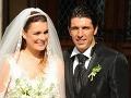 Alena Šeredová a Gianluigi Buffon sa vzali po šiestich rokoch vzťahu.