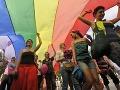 V Maďarsku kvôli extrémistom odklonili pochod homosexuálov