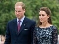 Princ William a princezná Catherine
