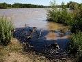Do rieky Yellowstone uniklo takmer 160 tisíc litrov ropy