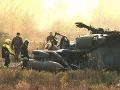 Ďalšia letecká nehoda v Rusku: Traja mŕtvi a dvaja zranení