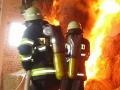 Výbuch a požiar zničili časť výrobne tmelov