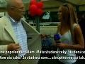 Gašparovič bez manželky: Chcel sa vyzliecť kvôli Judínyovej