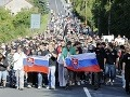 Policajti evidujú asi 2000 extrémistov, najviac v bratislavskom regióne