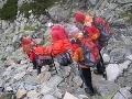 Horskí záchranári pomohli vo Veľkej Fatre: Slovenský turista mal infarkt