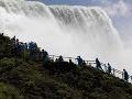 Dráma na Niagare: Z výšky 19-poschodového domu spadol do vodopádu a všetkých šokoval!