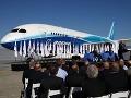 Boeing 787 za 129 miliónov dostal zelenú