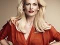 Daniela Peštová nafotila kampaň pre vlasovú kozmetiku.