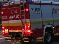 V košickom obchodnom centre Bukovec horelo