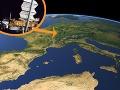Slováci pozor: Gigantický satelit môže zasiahnuť aj vás!