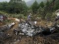 Nehodu turistického lietadla nik neprežil, 19 mŕtvych