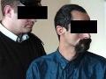 Beštiálny recidivista Luboš: Žene usekol prsty, starého taxikára upálil!