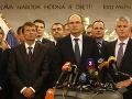 Baránek: Šance SaS na volebný úspech sa znižujú