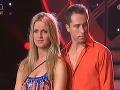 Gabrielu Gunčíkovú si môžu diváci pamätať aj z Let´s dance 5, kde tancovala s Petrom Modrovským.