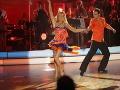 Gabriela Gunčíková a Peter Modrovský museli šou opustiť.