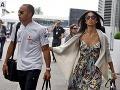 Nicole Scherzinger a Lewis Hamilton sa rozišli: Nezvládli vzťah na diaľku!