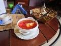 Ochutnajte dobrý ukrajinský boršč