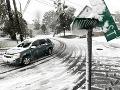 Neobvyklá októbrová búrka: Napadlo až 30 cm snehu!