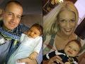 Boris Kollár po rokoch vyvetral matku č. 6: Z rajcovnej blondínky... Fuuu, to je ale zmena!