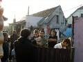 Poslanci navštívili malackých Rómov: Dobrovodský odmontoval kamery