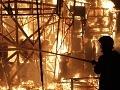 Nočná mora hasičov, dôchodcovia uhoreli zaživa na lôžkach!