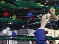 V Londýne majú najväčší stromček z lega, meria 12 metrov