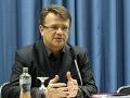 Stav zdravotníctva je zlyhaním Uhliarika, tvrdí SaS
