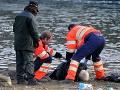 Z Torysy vytiahli utopeného muža