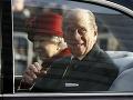 Titul Brit roka získal 90-ročný princ Philip