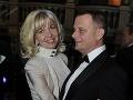 Generálna riaditeľka Markízy Zuzana Ťapáková a Viliam Rozboril nechýbali ani na tohtoročnom plese.