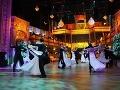 Tanečné vystúpenie v rámci Plesu v opere.