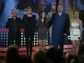 V hudobno-zábavnej šou Legendy popu sa predstavilo niekoľko známych spevákov.