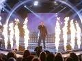 Marcel Palonder v šou Legendy popu.