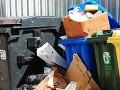 Minulý rok Slováci vyprodukovali 2,37 tony komunálneho odpadu: Každý rok sa to zhoršuje
