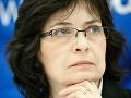Žitňanská bude kandidovať na predsedu SDKÚ