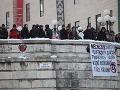 Protest Gorila v Žiline