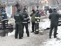 Výbuch v bratislavskom Novom Meste: Štyria ranení, zasahovalo množstvo hasičov!