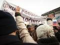Protest Gorila v Bratislave